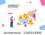 ethereum cryptography or... | Shutterstock . vector #1185313000