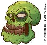 vector illustration of cartoon... | Shutterstock .eps vector #1185404620