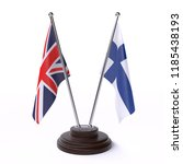 united kingdom and finland ... | Shutterstock . vector #1185438193