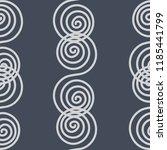 seamless pattern of... | Shutterstock .eps vector #1185441799