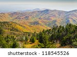 Autumn On Mount Mitchell