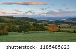 Fall In Slovakia. Meadows And...