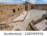 smederevo fortress  serbia  7 8 ... | Shutterstock . vector #1185495976