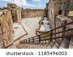 smederevo fortress  serbia  7 8 ... | Shutterstock . vector #1185496003