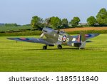 old warden  bedfordshire  uk  ... | Shutterstock . vector #1185511840
