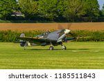 old warden  bedfordshire  uk  ... | Shutterstock . vector #1185511843