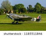 old warden  bedfordshire  uk  ... | Shutterstock . vector #1185511846