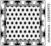 design of a geometric flower...   Shutterstock .eps vector #1185519973