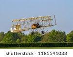 old warden  bedfordshire  uk  ... | Shutterstock . vector #1185541033