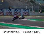 misano  italy   september 07 ... | Shutterstock . vector #1185541393
