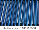 solar collector close up | Shutterstock . vector #1185555550