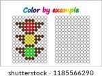 worksheet.  puzzle task  game...   Shutterstock .eps vector #1185566290