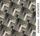 fragment of parquet floor | Shutterstock . vector #1185569353