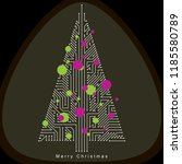 vector illustration of... | Shutterstock .eps vector #1185580789