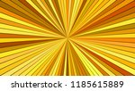orange abstract psychedelic... | Shutterstock .eps vector #1185615889