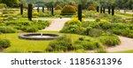 Formal Garden Layout Design