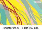 abstract colorful asymmetric... | Shutterstock .eps vector #1185657136