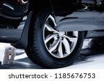 car mag wheel.magnesium alloy... | Shutterstock . vector #1185676753