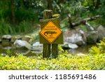 Danger Crocodiles  No Swimming...