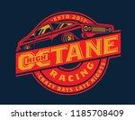 high octane racing | Shutterstock .eps vector #1185708409