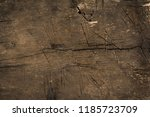 close up texture of old wooden... | Shutterstock . vector #1185723709
