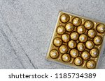 alba  italy   july 9 2018  a... | Shutterstock . vector #1185734389