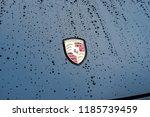 sankt petersburg  russia ... | Shutterstock . vector #1185739459