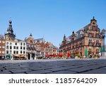 nijmegen  netherlands   may... | Shutterstock . vector #1185764209