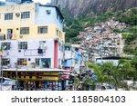 rio de janeiro  brazil   jan 29 ...   Shutterstock . vector #1185804103