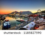 Cape Town Harbour  South Afric...