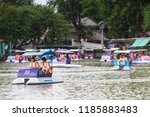 bangkok  thailand   sept 1  ... | Shutterstock . vector #1185883483