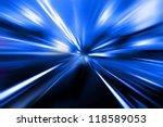 Speed On  Night Street