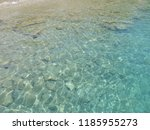 crystal clear water of aegean...   Shutterstock . vector #1185955273