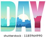 """the word """"day"""" consists of... 