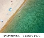 aerial photo of the beautiful... | Shutterstock . vector #1185971473