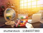 languages learning and... | Shutterstock . vector #1186037383