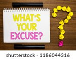 conceptual hand writing showing ... | Shutterstock . vector #1186044316