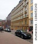 helsinki finland   september 5  ... | Shutterstock . vector #1186052143