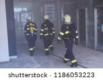 Firefighters Intervening In A...