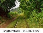 the surroundings of hsipaw | Shutterstock . vector #1186071229