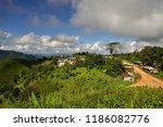 the surroundings of kalaw ... | Shutterstock . vector #1186082776