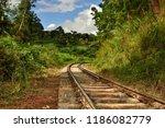 the surroundings of kalaw ... | Shutterstock . vector #1186082779
