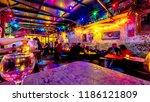 budapest  hungary   circa...   Shutterstock . vector #1186121809