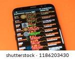 kyrenia  cyprus   september 21  ... | Shutterstock . vector #1186203430