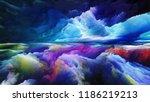 dream land series. artistic... | Shutterstock . vector #1186219213