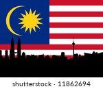 Menara Kuala Lumpur Log graphics free vector Menara Kuala ...
