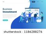 modern flat design concept of... | Shutterstock .eps vector #1186288276