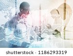 business abstract background...   Shutterstock . vector #1186293319