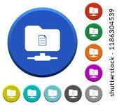 ftp properties round color...   Shutterstock .eps vector #1186304539