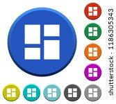 admin dashboard panels round...   Shutterstock .eps vector #1186305343